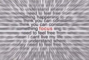 focus hard